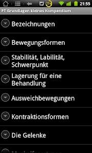 Physiokompendium PT Grundlagen screenshot 6