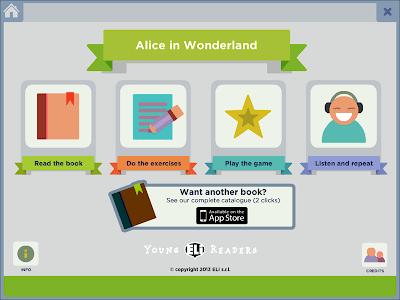 Alice in Wonderland - ELI screenshot 0