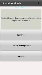 QCMGendarme Adjoint Volontaire screenshot 7