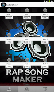 Rap Song Maker screenshot 6