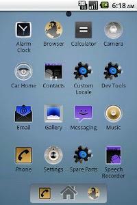 ADWTheme Inverted screenshot 1