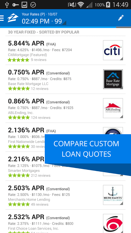 She's got good credit, but her lender refuses to refinance her mortgage. Zillow Mortgage Calculator - Android Apps on Google Play