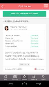 Matrimonio.com.co para empresa screenshot 4