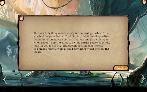 Thumbelina: Journey to a Dream screenshot 4