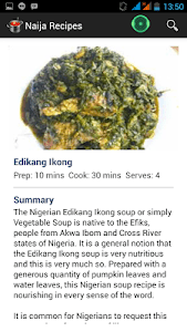 Recipes from Nigeria screenshot 5
