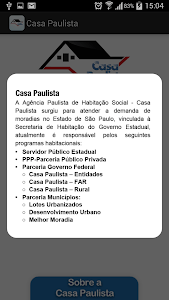 Casa Paulista screenshot 2