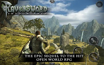Ravensword: Shadowlands 3d RPG - screenshot thumbnail 02
