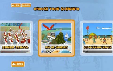 Rio Shape-Puzzle screenshot 1