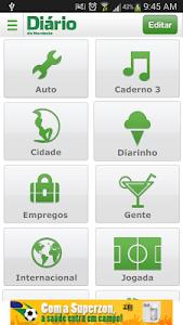 Diário do Nordeste screenshot 1