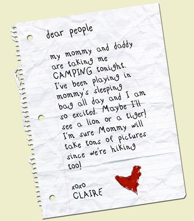 claire's-letter