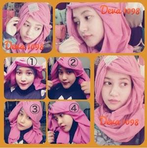 Hijab Fashion and Tutorial screenshot 1