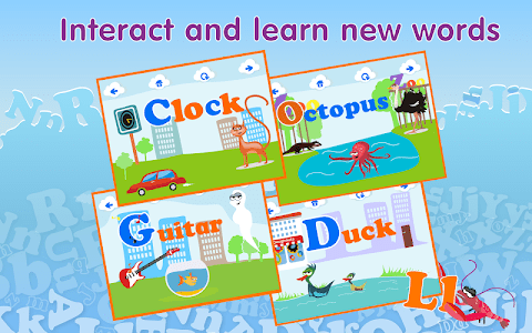 Montessori ABC Games 4 Kids HD screenshot 9