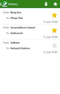Transit Bangkok Thai NAVITIME screenshot 4
