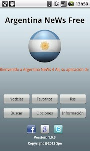 Argentina NeWs 4 All screenshot 0