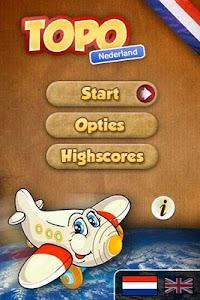 Topo Netherlands screenshot 0
