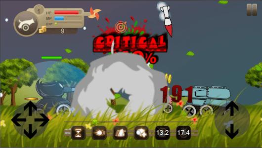 Road Of Tank screenshot 1