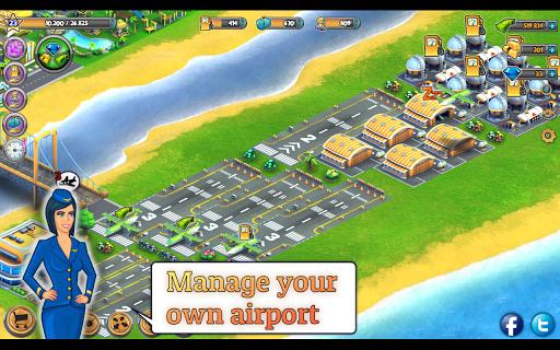 City Island: Airport Asia screenshot 04