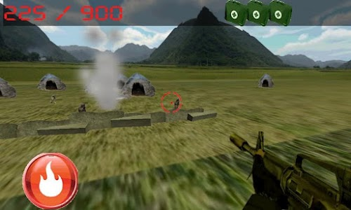 Sniper Army: duty war screenshot 0
