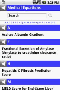 MedCalc 3000 G.I. screenshot 1