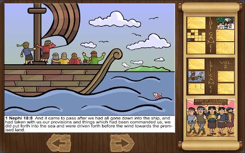 LDS Game Bundle Storybook screenshot 6