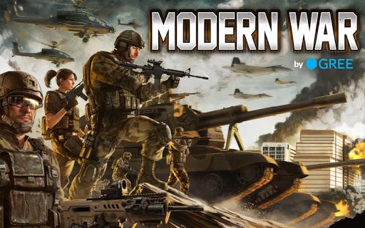 Modern War by GREE screenshot 04