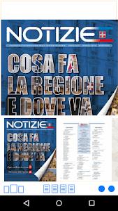 Notizie della Regione Piemonte screenshot 3