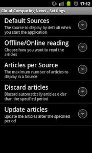 Cloud Computing News screenshot 3