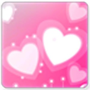 Hearts screen Lock wallpaper