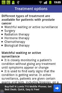 Prostate Cancer screenshot 4