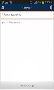 Pure SMS screenshot 3