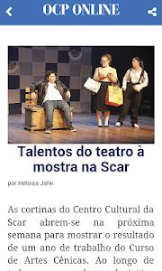 OCP Online - O Correio do Povo screenshot 1