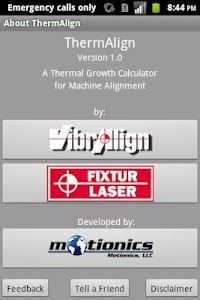 Therm Align screenshot 5