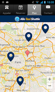 Allo Taxi Shuttle screenshot 3