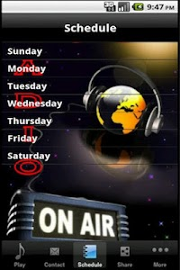 RCC Radio screenshot 3