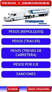 TRANSPORTE TERRESTRE screenshot 3
