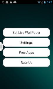 Xperia Z Smart LWP screenshot 0