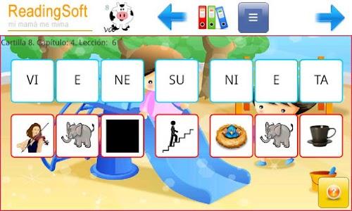 Curso 8 Aprender a Leer screenshot 4