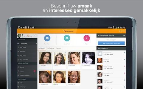 Rendez-Vous.be - Dating screenshot 5