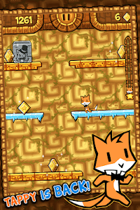 Tappy Run 2 - A Treasure Hunt screenshot 1