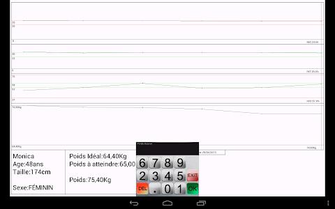 Projet Minceur screenshot 1