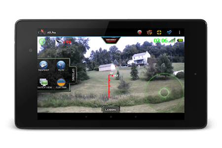 AR.Pro 2 for AR.Drones screenshot 8