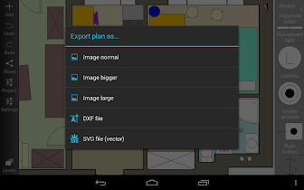 Floor Plan Creator - screenshot thumbnail 08