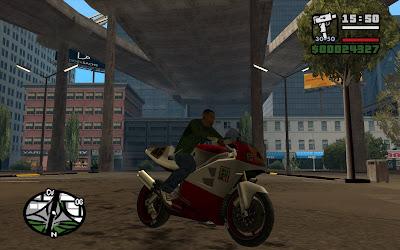 Cool GTASA Superbike