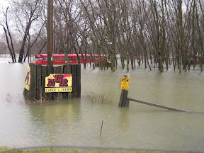 Zoar Ohio-flooding