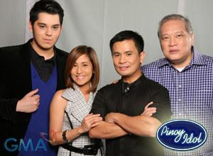 Pinoy Idol Copyright © 2008 GMA New Media, Inc.