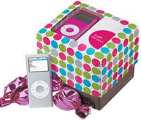 iPod Nano Gift Set