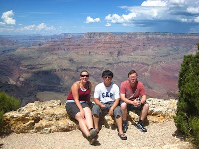 Daniela, me and Michael