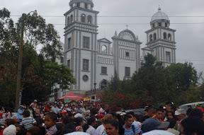 Bas�lica Nuestra Señora de Suyapa (3 de febrero)