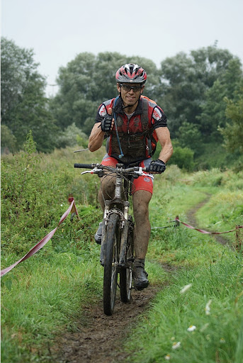 mountainbike in Roeselare