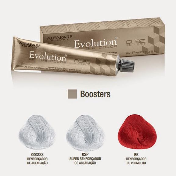 produtos usados na manutenção da cor de Josie Pessoa